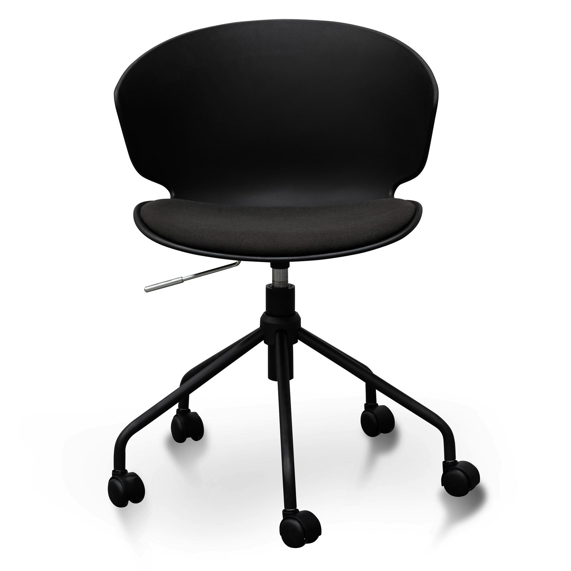 Brim Office Chair, Black