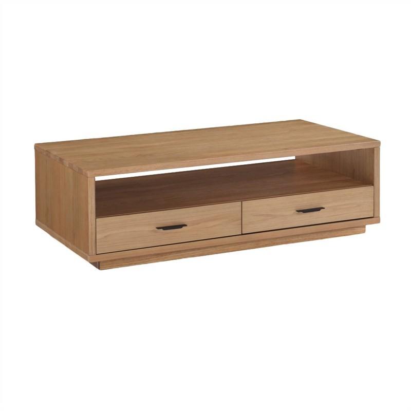 Paloma Solid Hardwood Timber Coffee Table