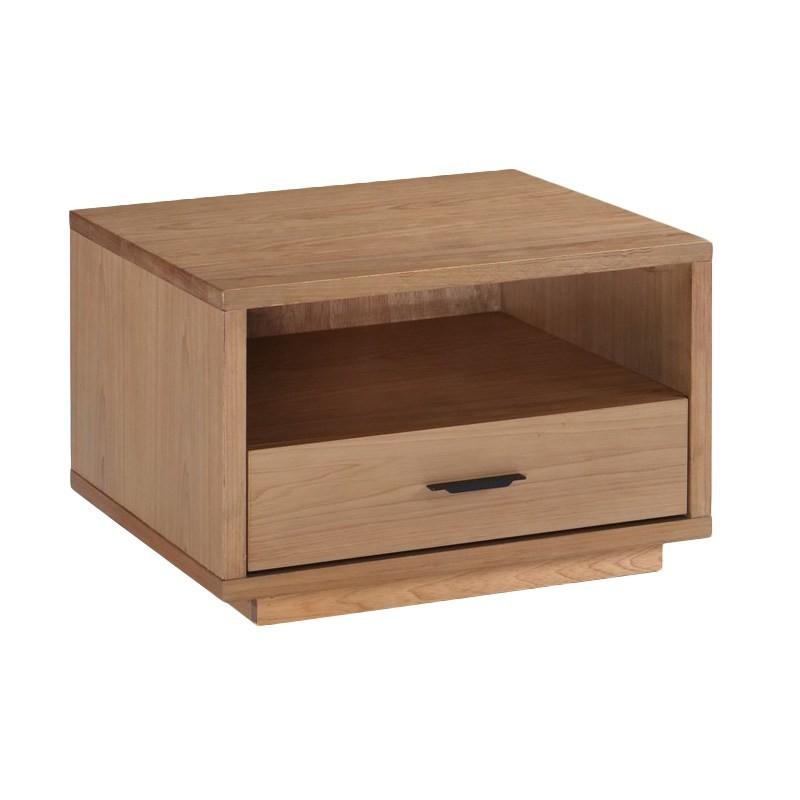 Paloma Solid Hardwood Timber Lamp Table