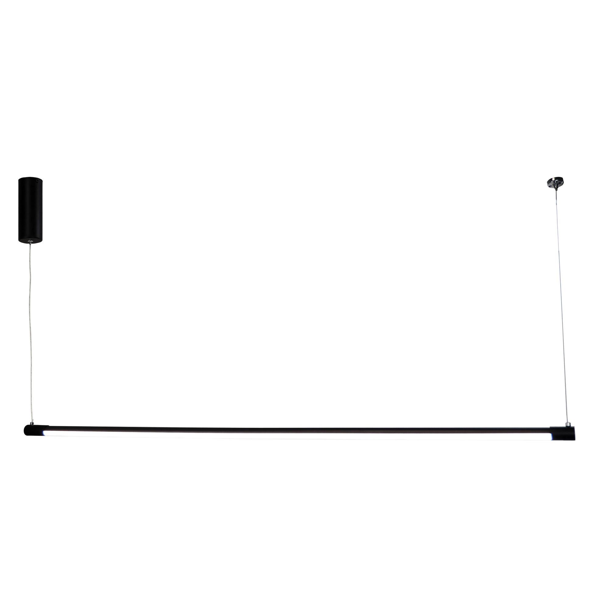 Edge Dimmable LED Linear Pendant Light
