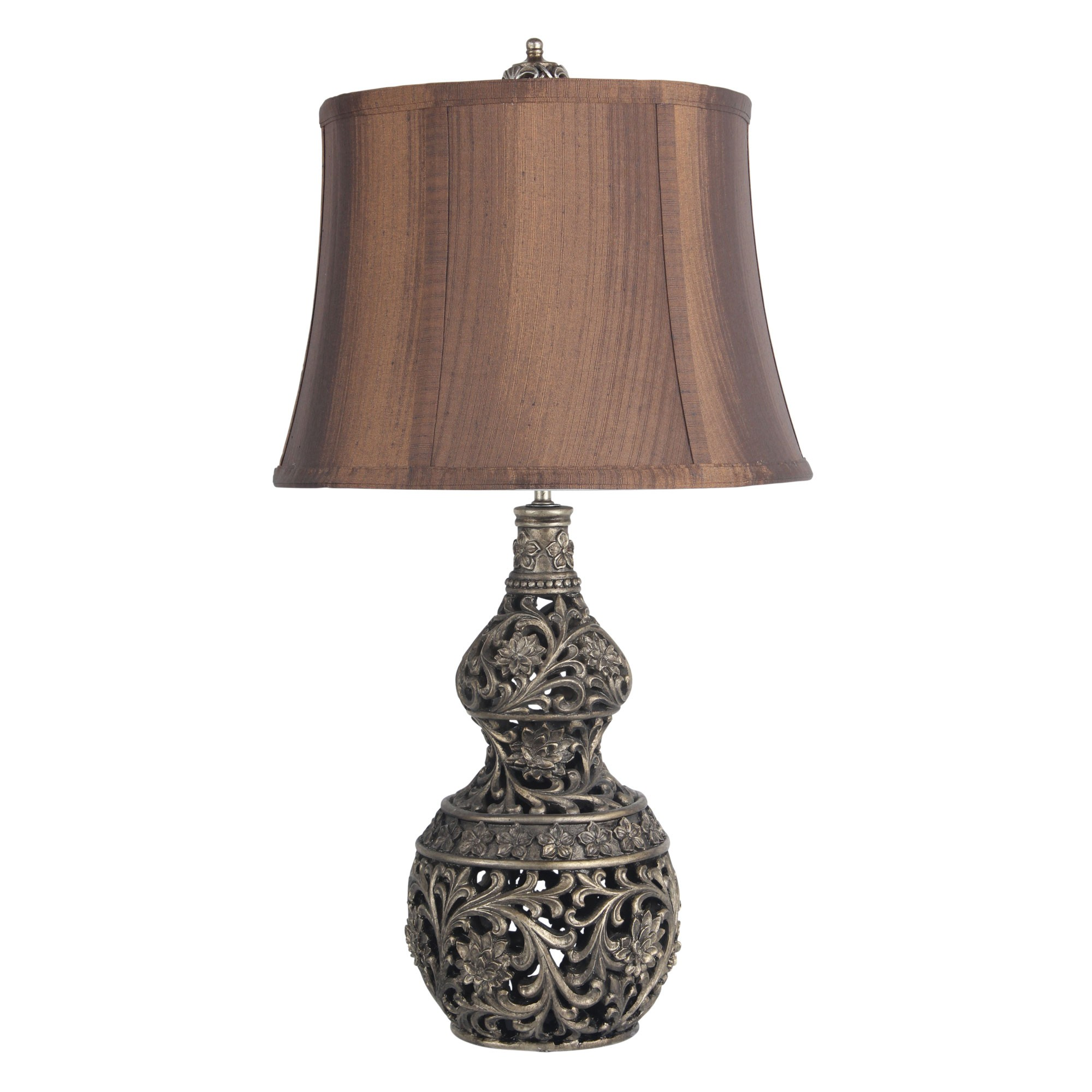 Valencia Filigree Base Table Lamp