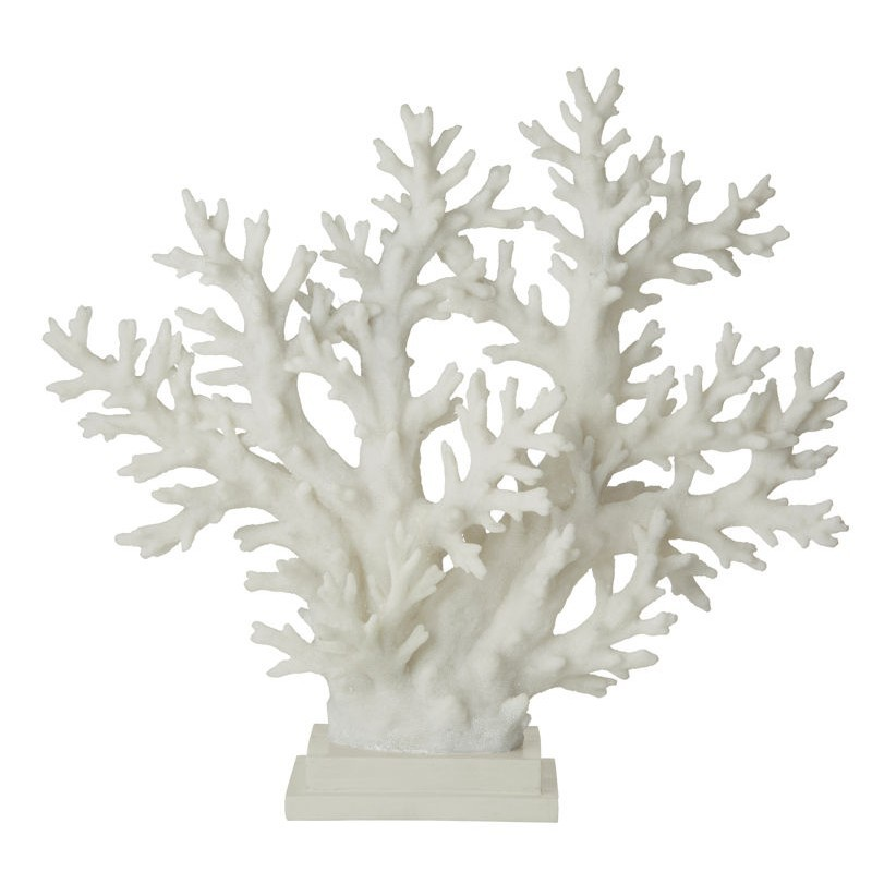 Ayr Polyresin Coral Sculpture