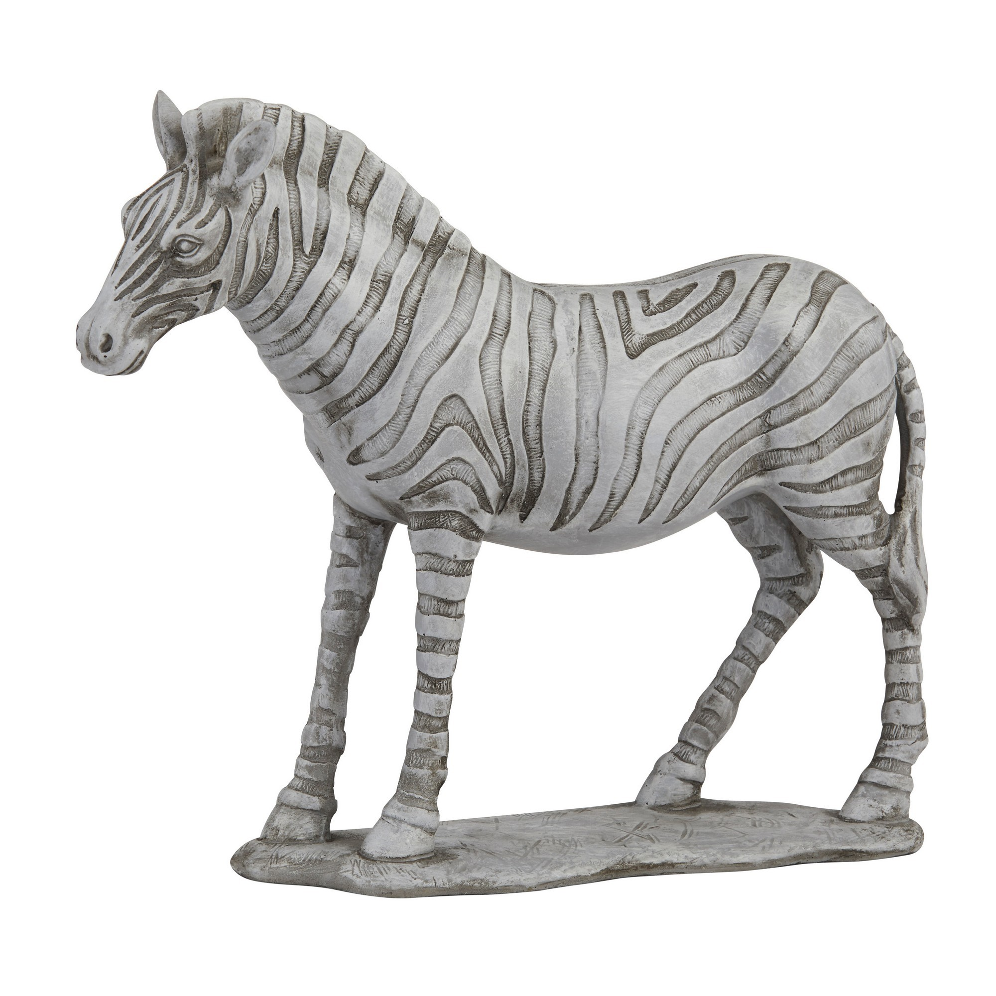 Zeno Zebra Sculpture