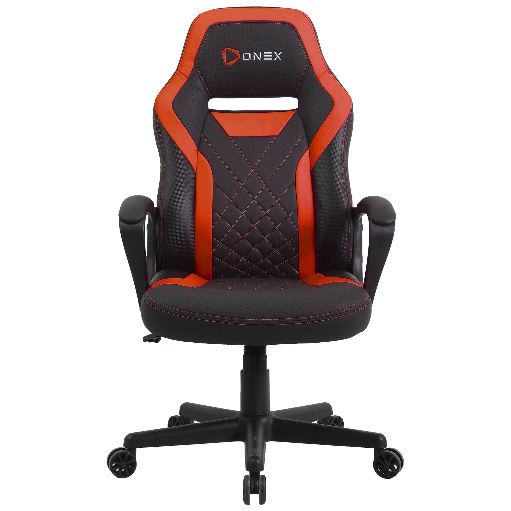 ONEX GX1 Gaming Chair, Black / Red