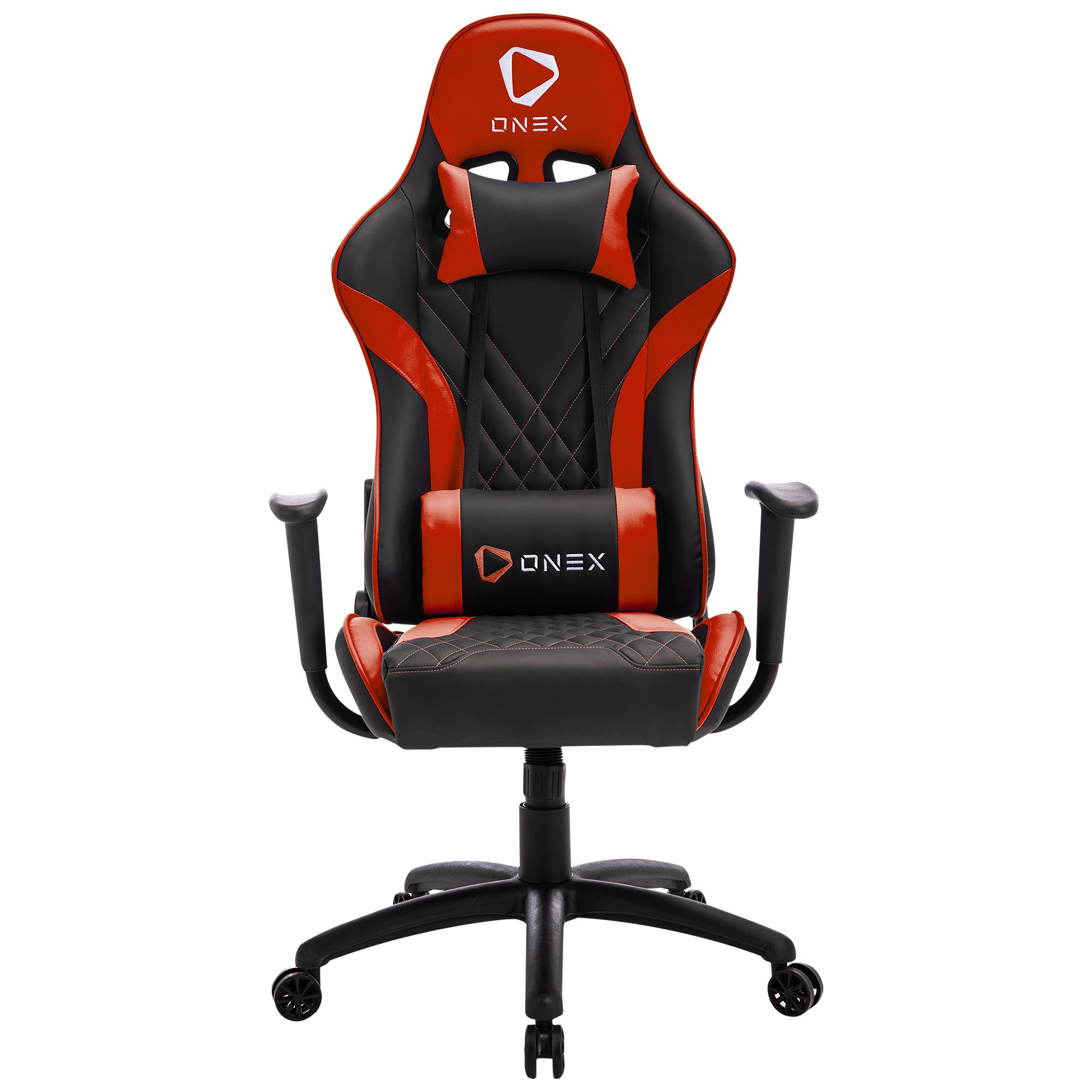 ONEX GX2 Gaming Chair, Black / Red