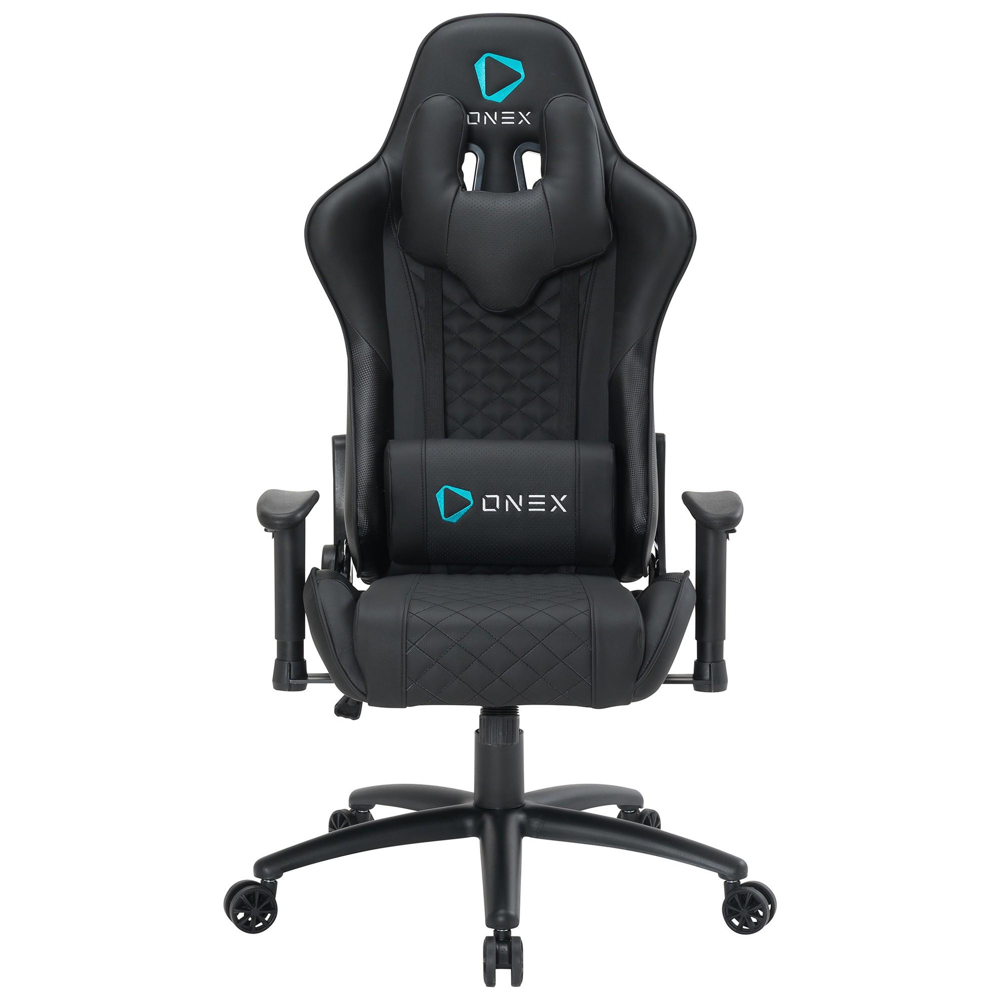 ONEX GX3 Gaming Chair, Black