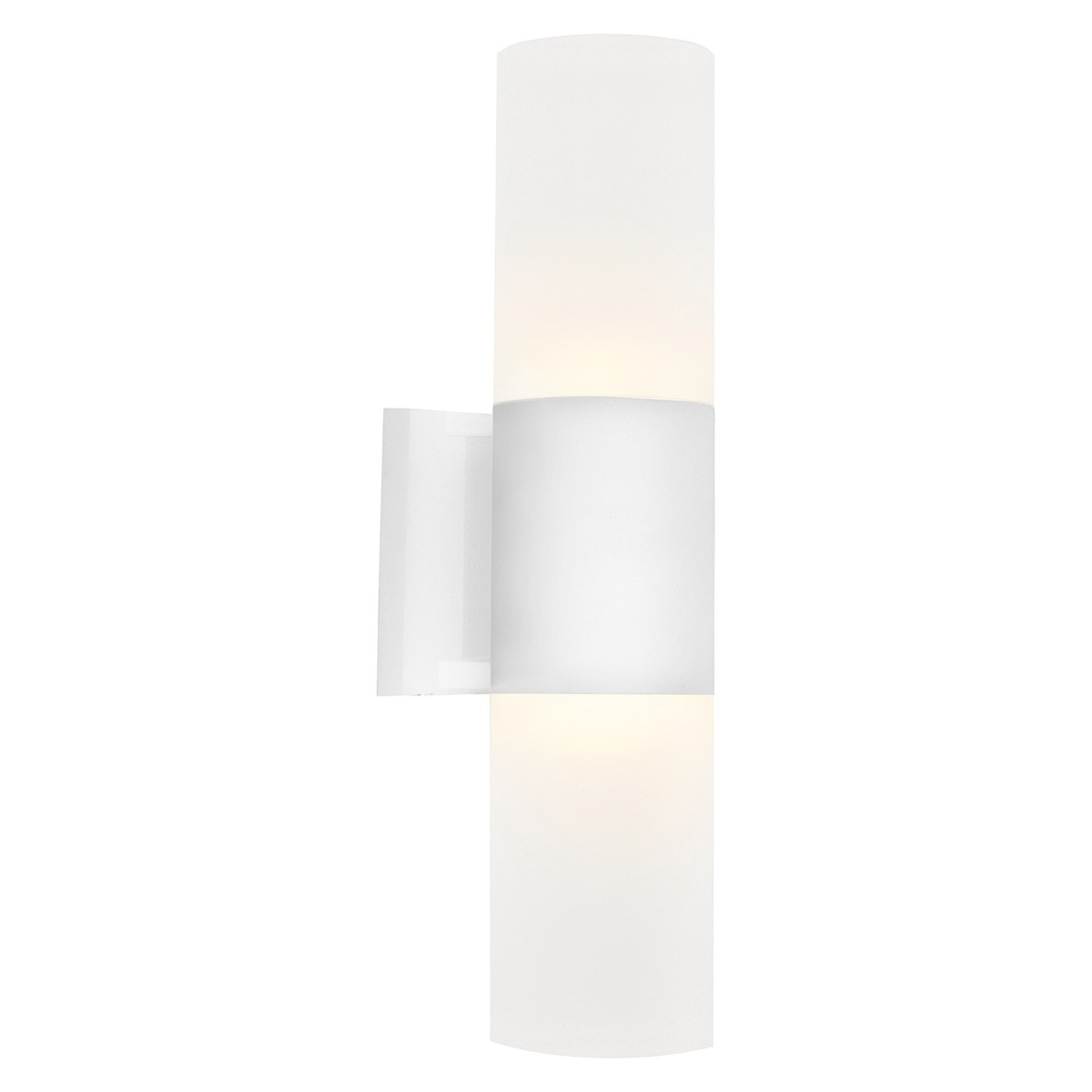 Ottawa IP54 Exterior LED Wall Light, White