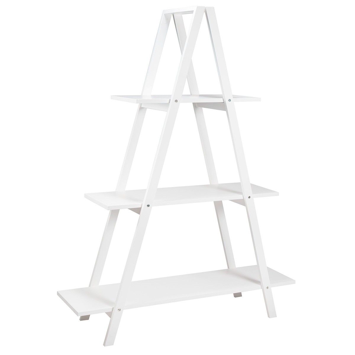 Oveta Display Shelf, White