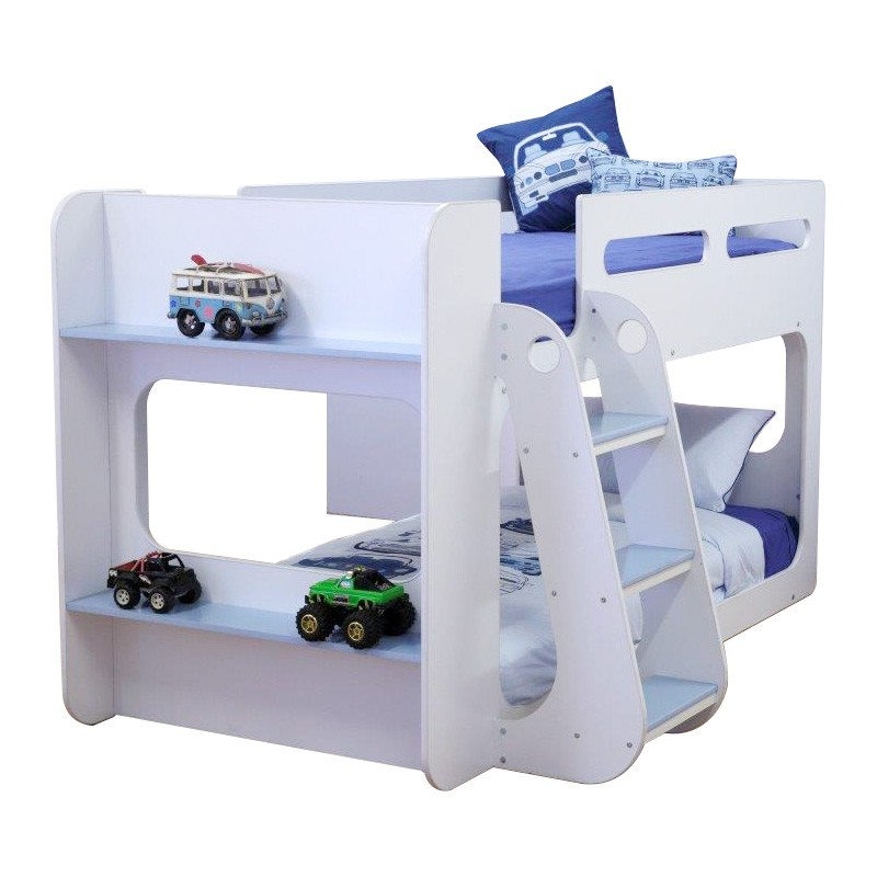 Ozzie Bunk Bed, Single