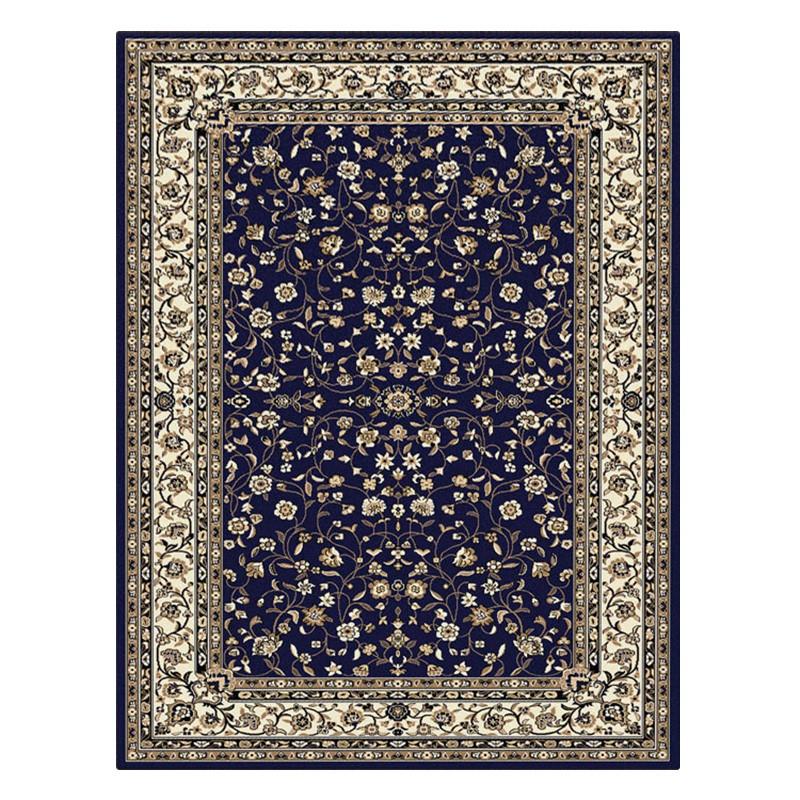 Palais Zari Oriental Rug, 120x170cm, Dark Blue