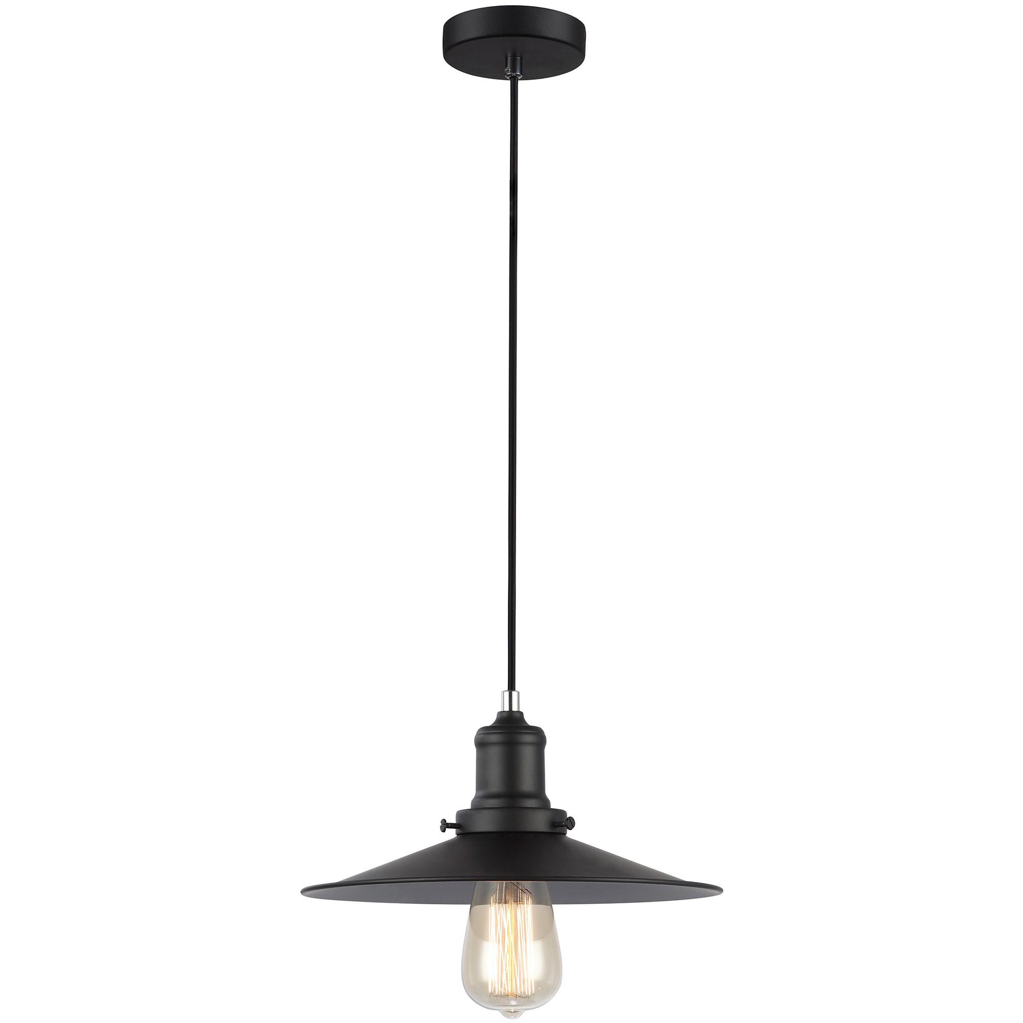 Piatto Iron Pendant Light, Small