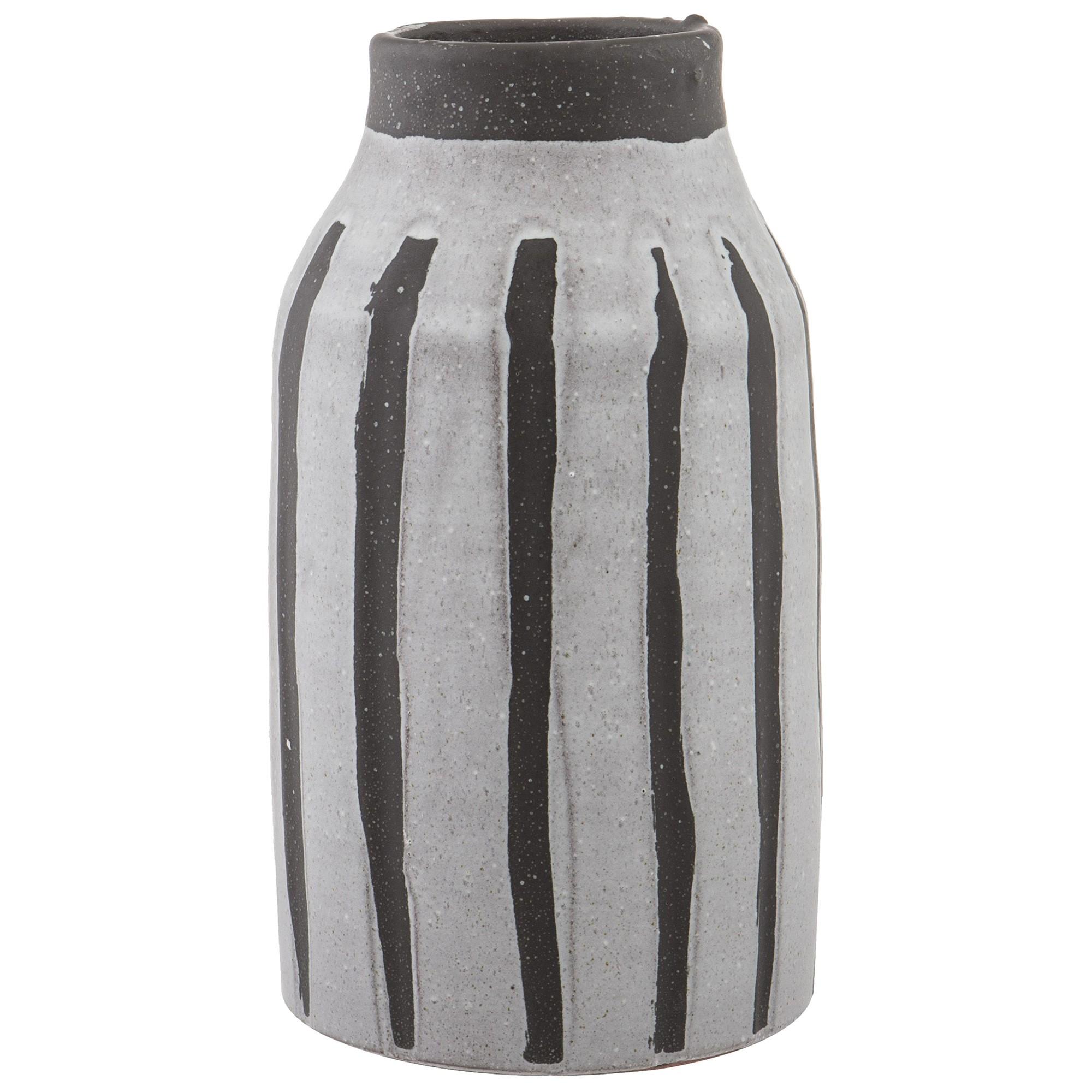 Akono III Ceramic Vase