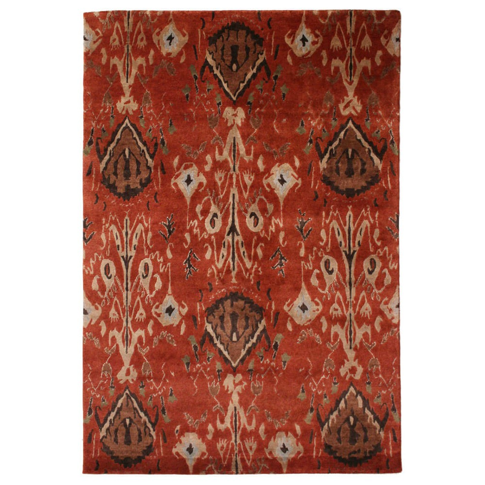 Rubikat No.2801 Wool Transitional Rug, 230x160cm