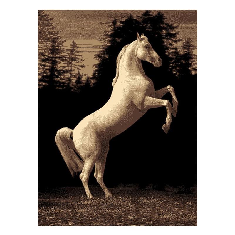 Legacy Horse Modern Rug/Wall Art, 120x170cm