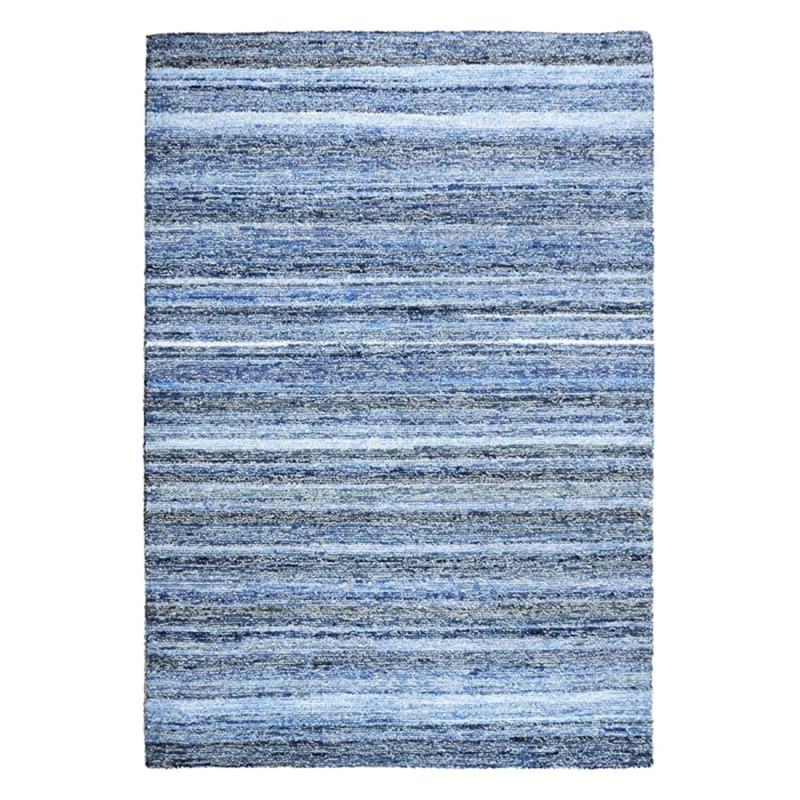 Deniza Modern Rug, 160x230cm, Blue