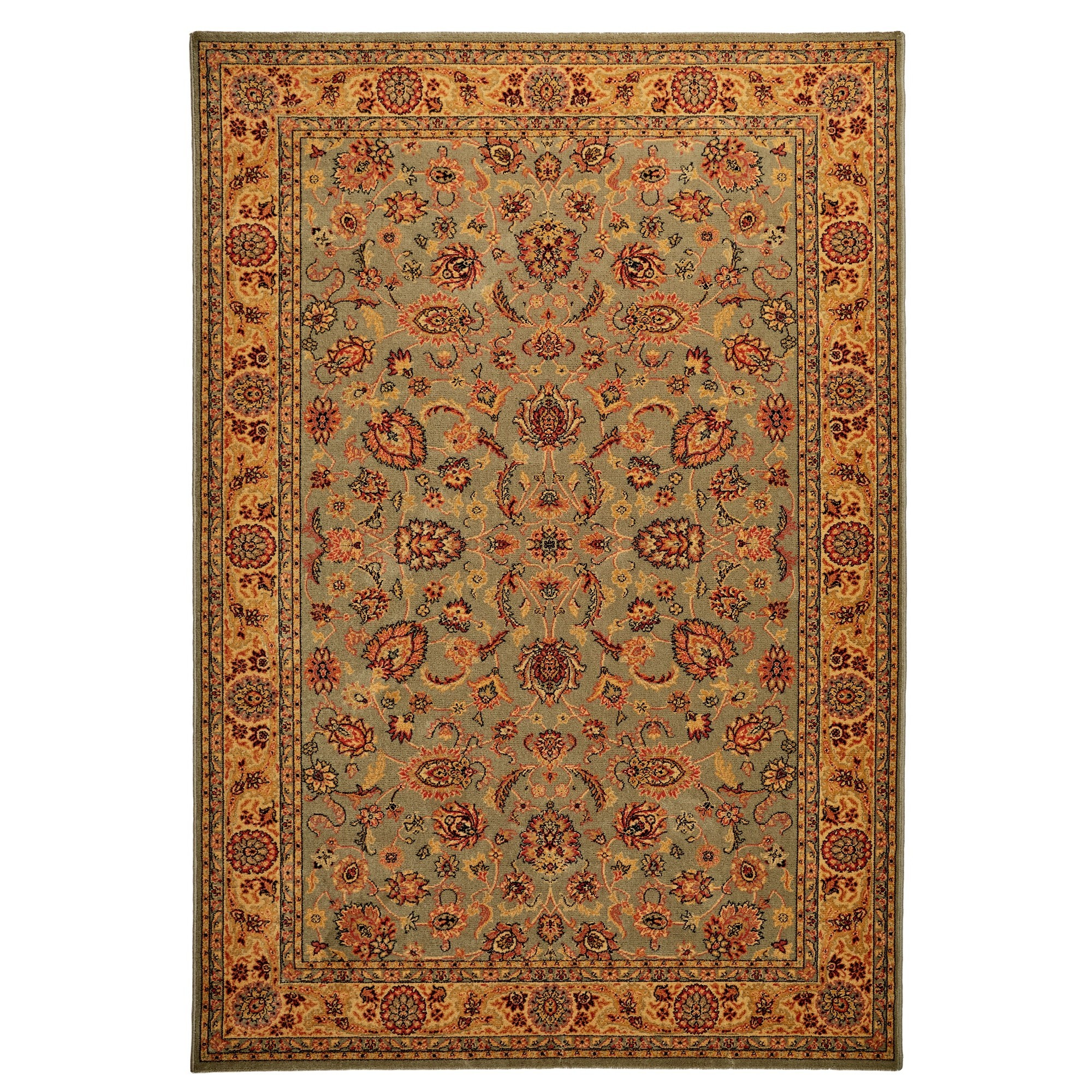 Royal Allover Wool Oriental Rug, 330x240cm