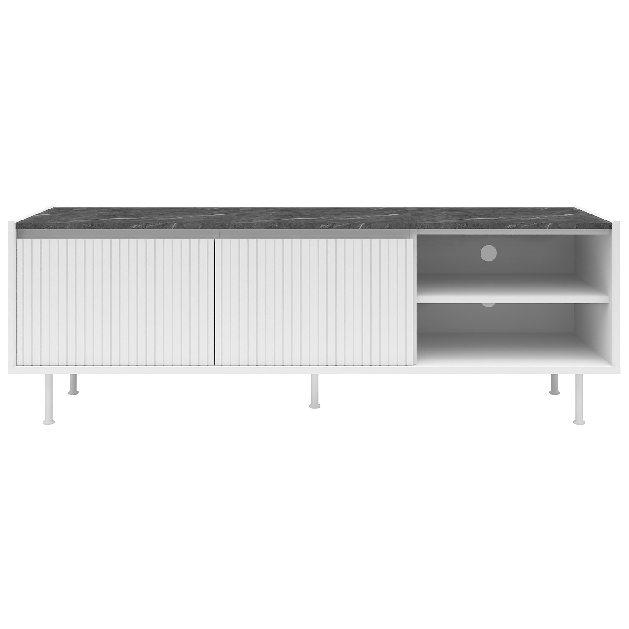Gemma 2 Door TV Unit, 160cm