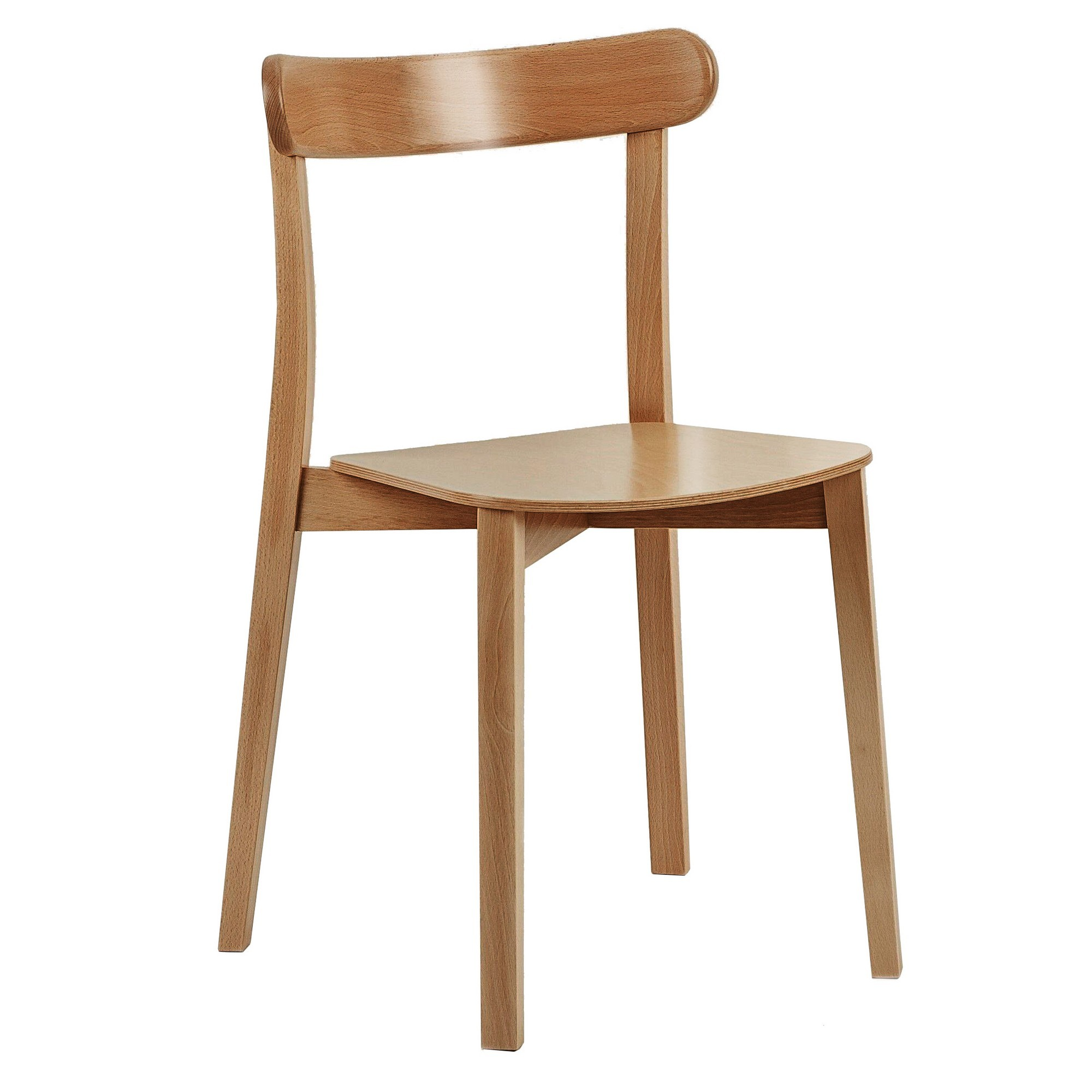 Icho Commercial Grade Beech Timber Dining Chair