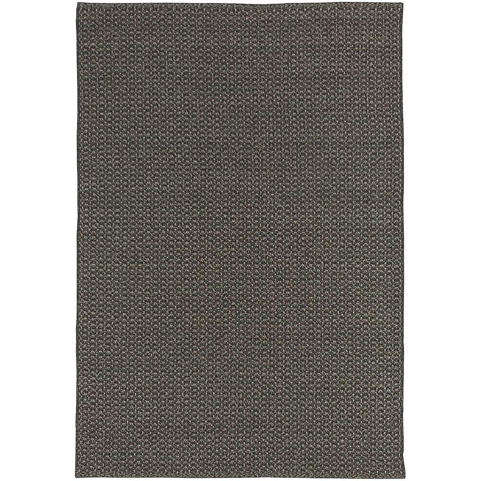 Seasons Rustic Hand Braided Indoor/Outdoor Rug, 300x400cm, Black Ink