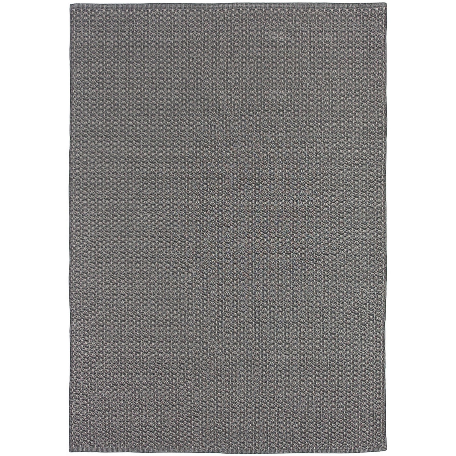 Seasons Rustic Hand Braided Indoor/Outdoor Rug, 300x400cm, Gun Metal