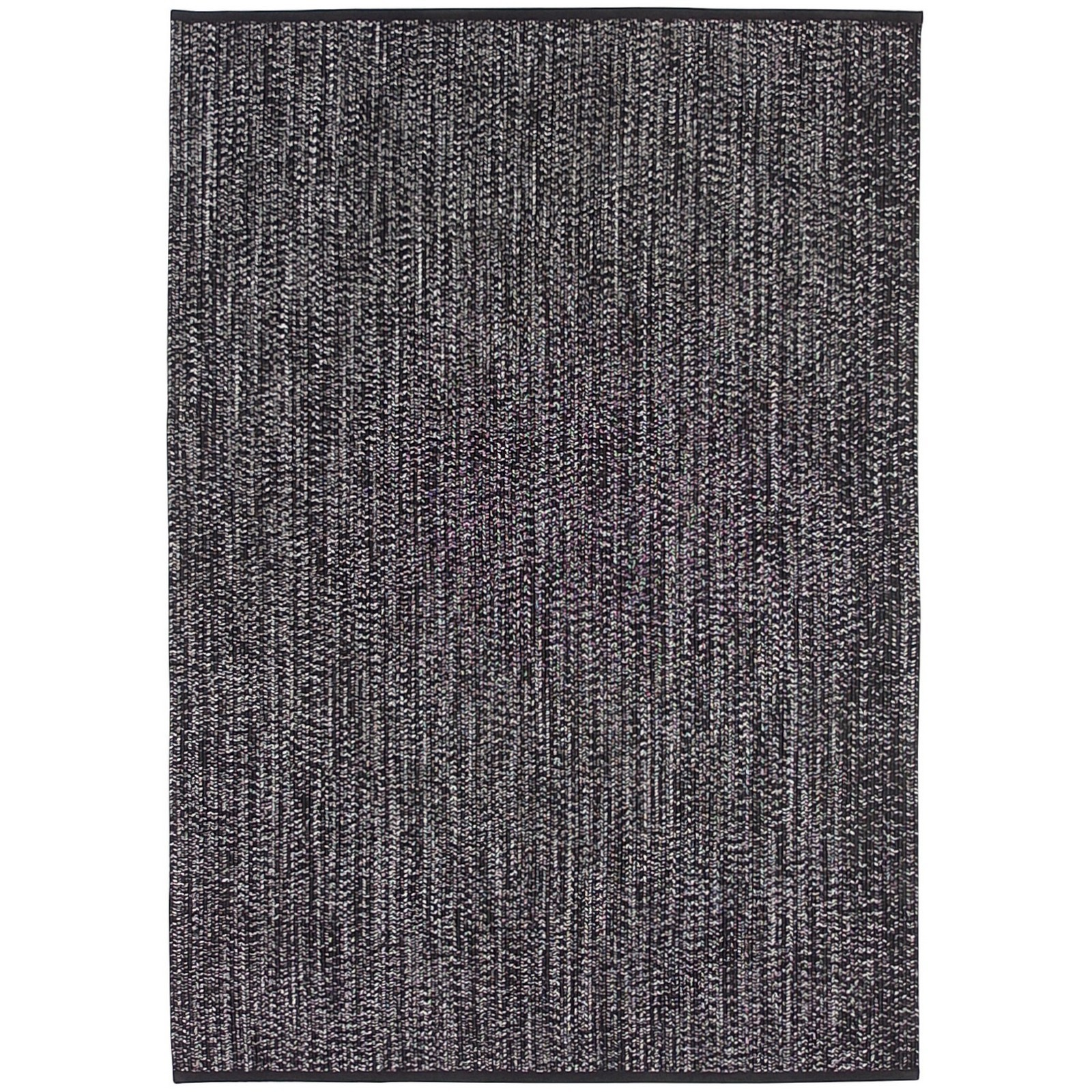 Seasons Stripe Indoor/Outdoor Rug, 250x350cm, Charcoal
