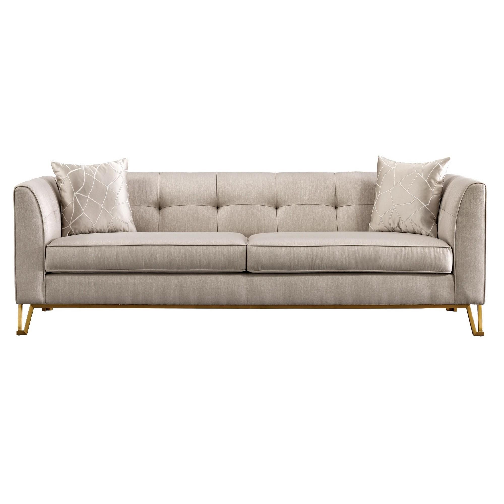 Aranova Fabric Sofa, 3 Seater
