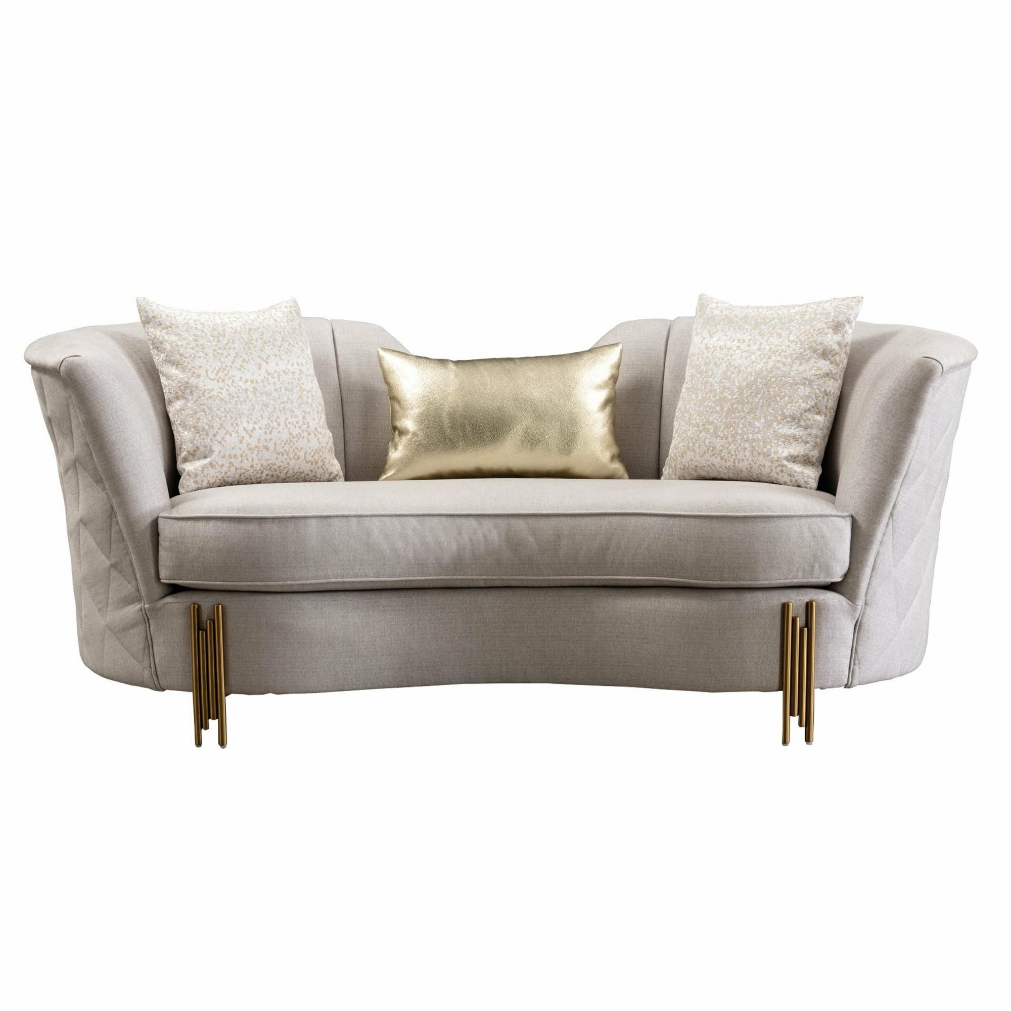 Losanna Fabric Sofa, 2 Seater