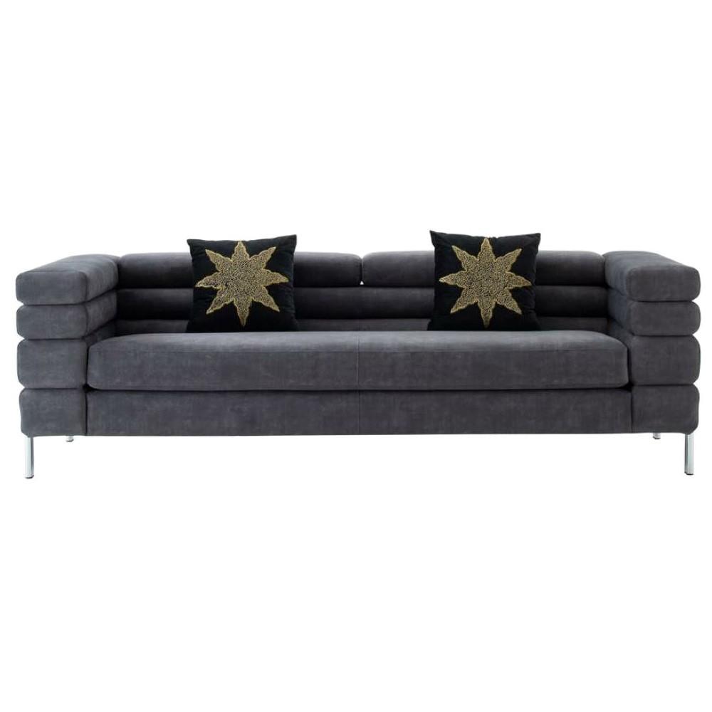 Firenze Fabric Sofa, 3 Seater