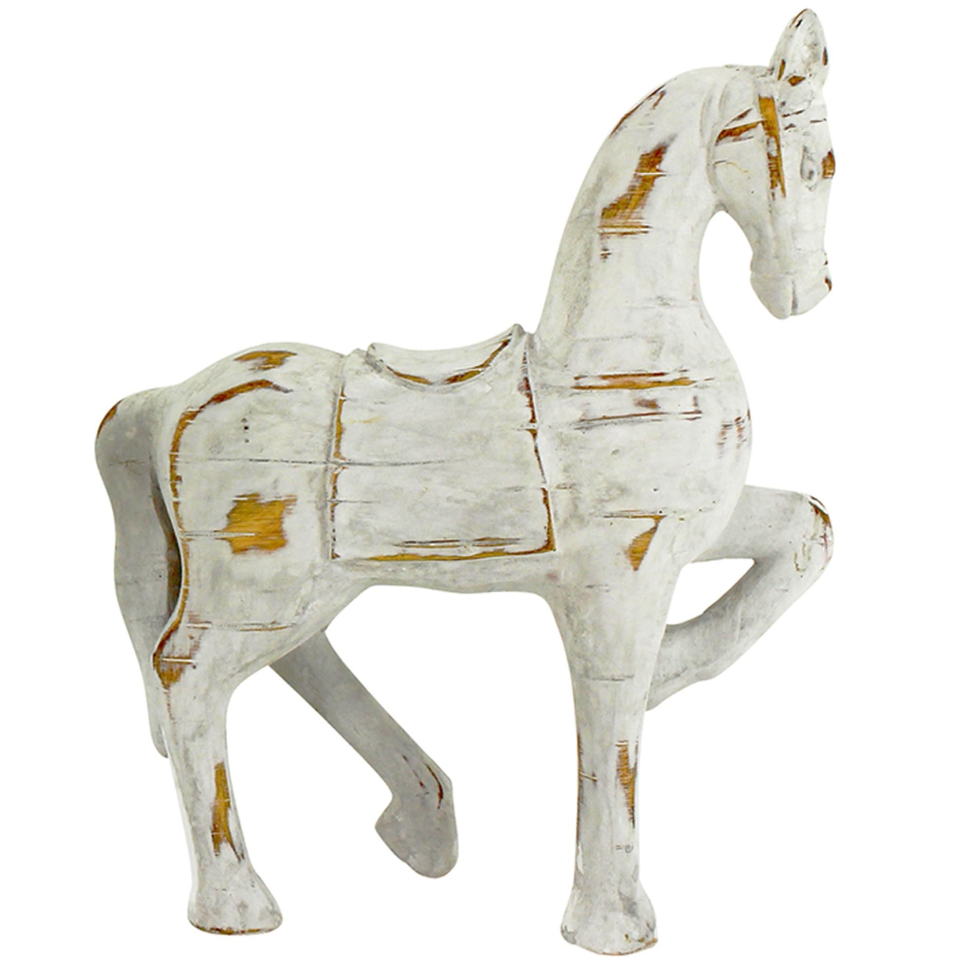 Mustafa Ceramic Horse Sculpture, Small