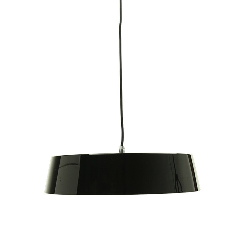 Priam Pendant Light - High Gloss Black