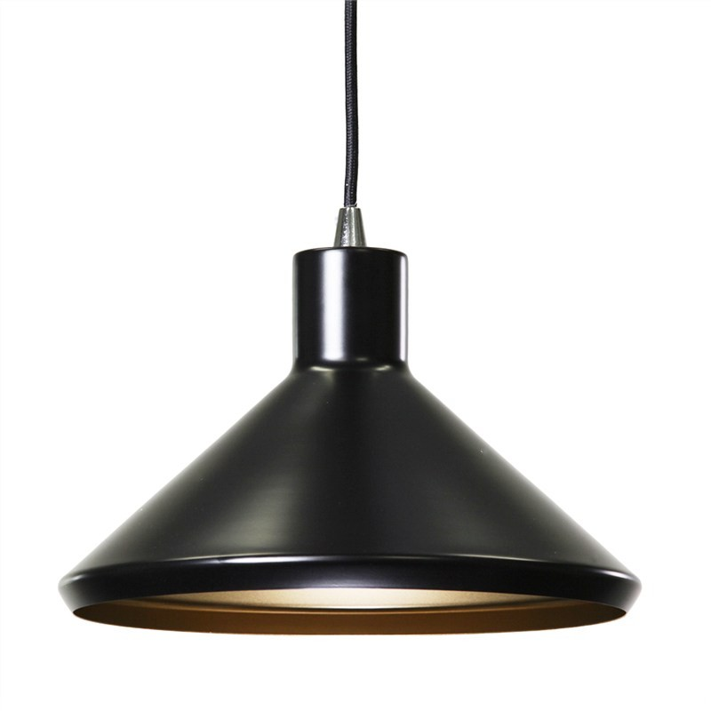 Bengt Metal Pendant Light - Black