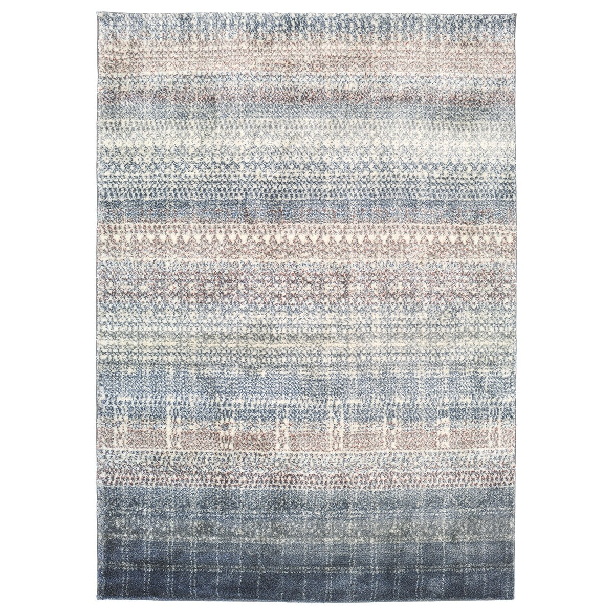 Soho Abastract Modern Rug, 335x235cm, Light