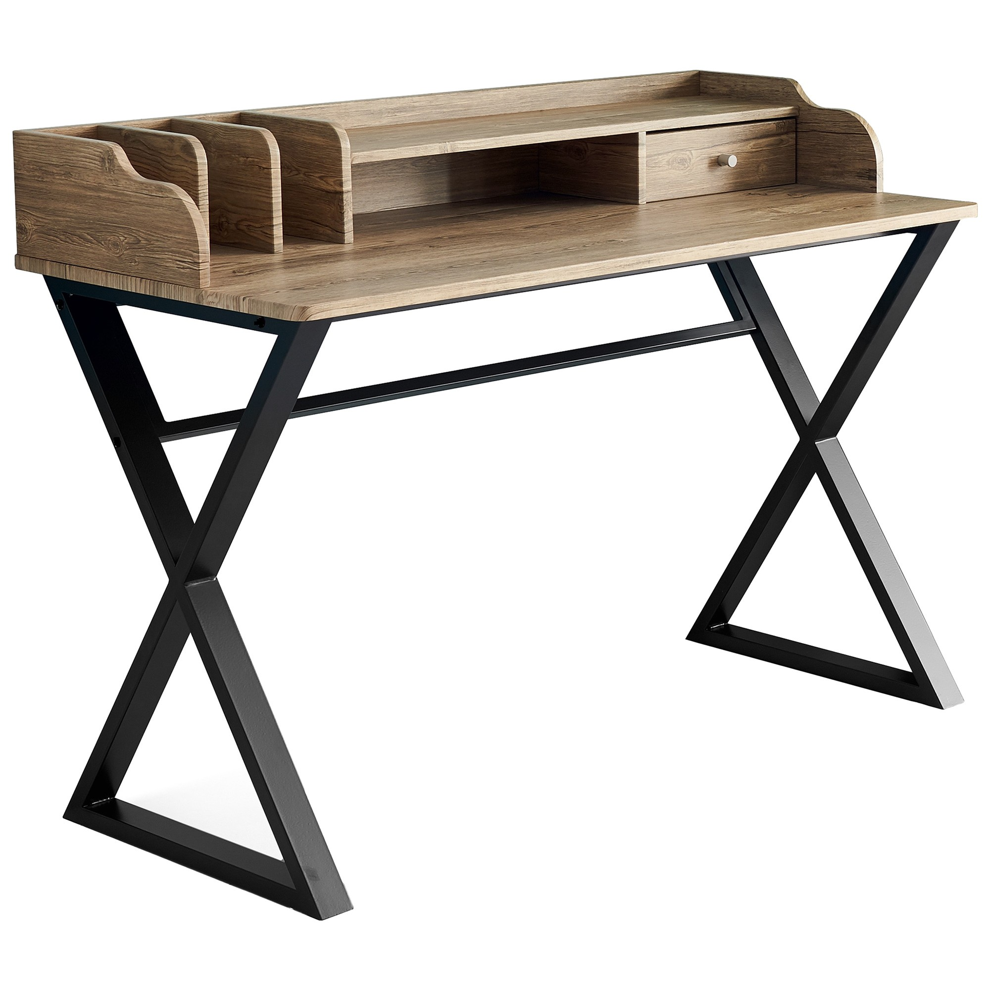 Maddox Modern Secretory Desk, 120cm