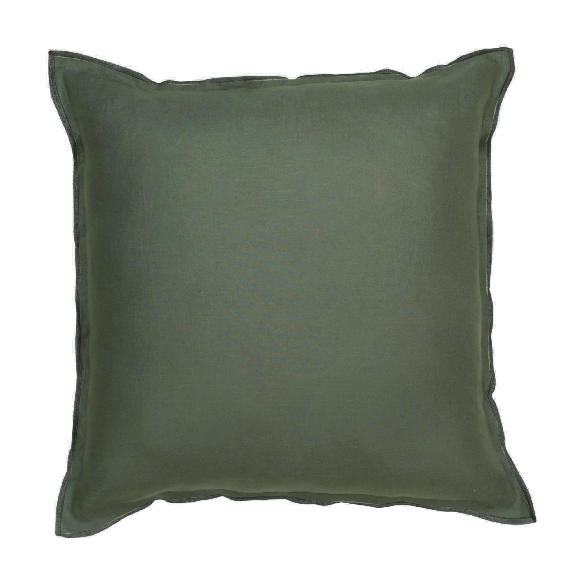 Alessa Linen Scatter Cushion, Khaki