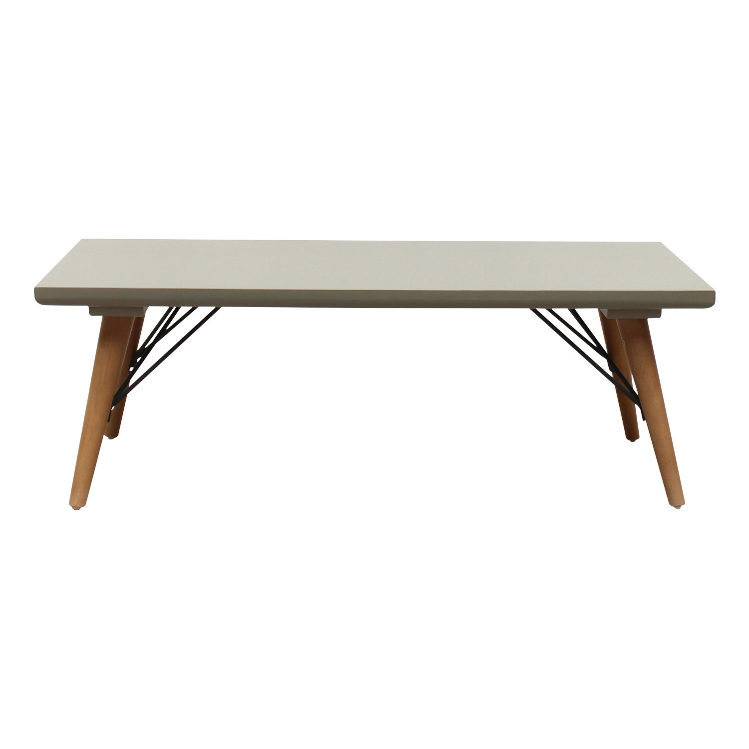 Milton Wooden Coffee Table, 120cm