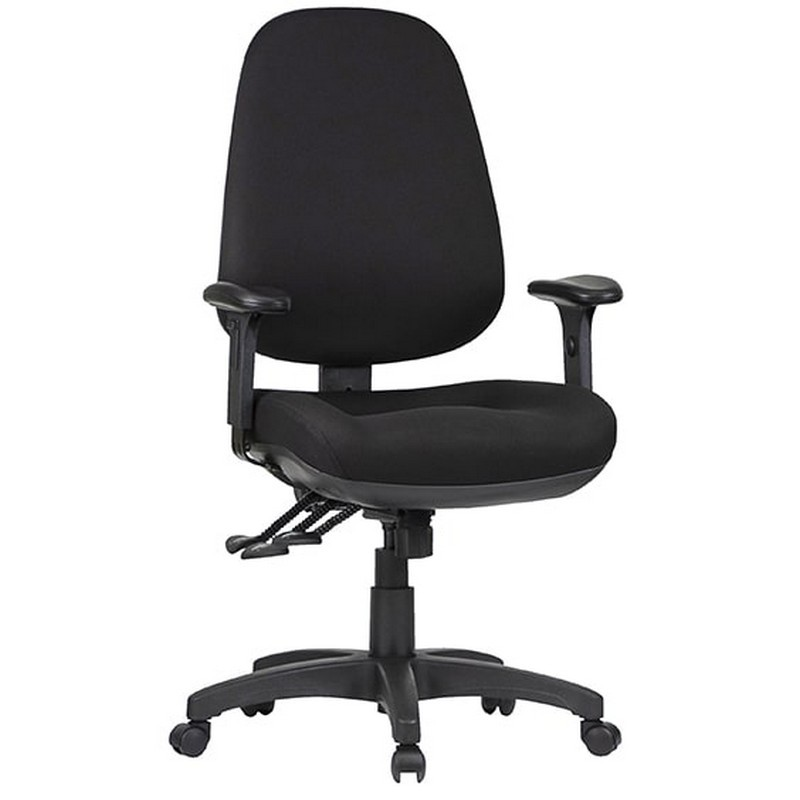 TR600 Fabric Task Office Chairwith Arm