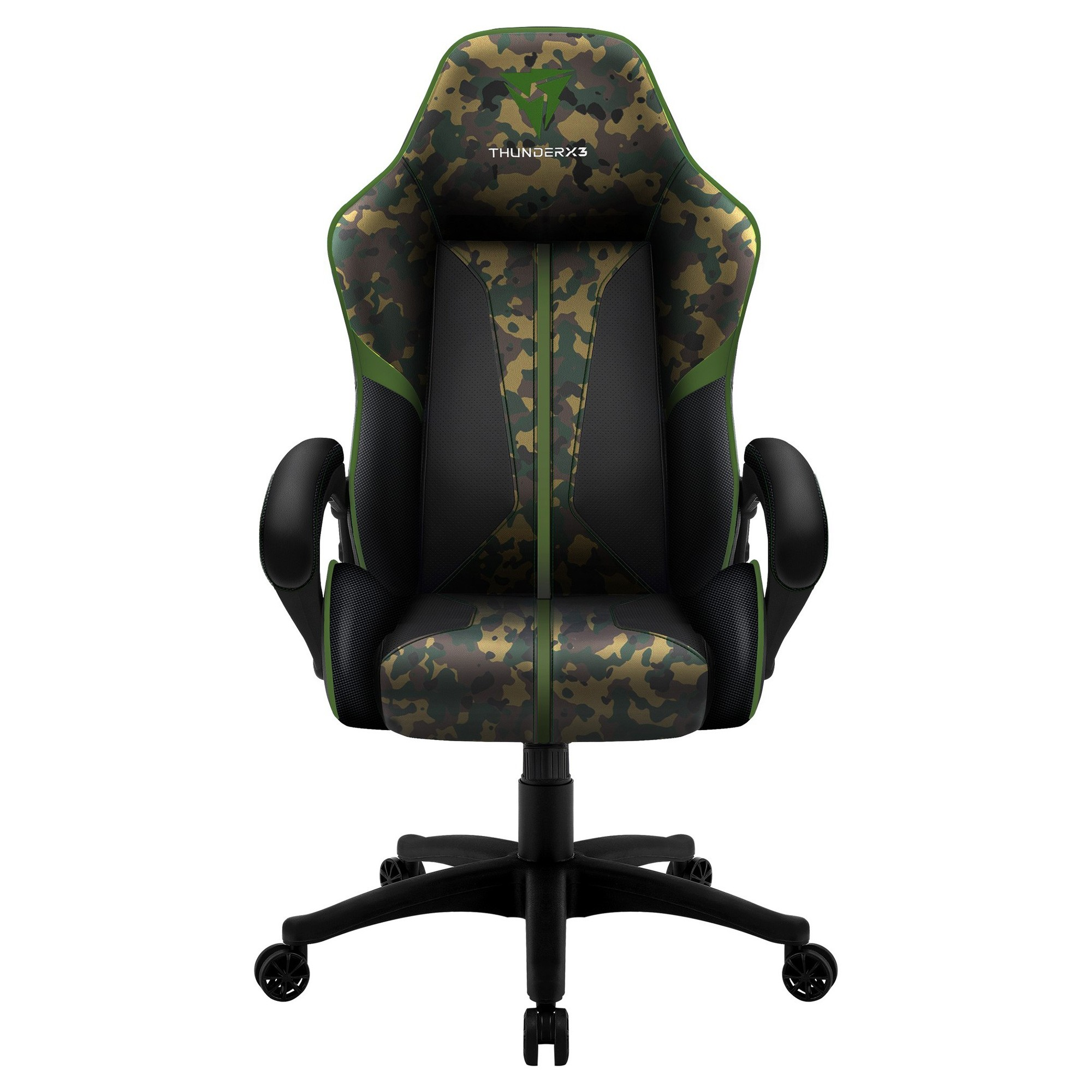 ThunderX3 BC1 Camo Gaming Chair, Ranger Green