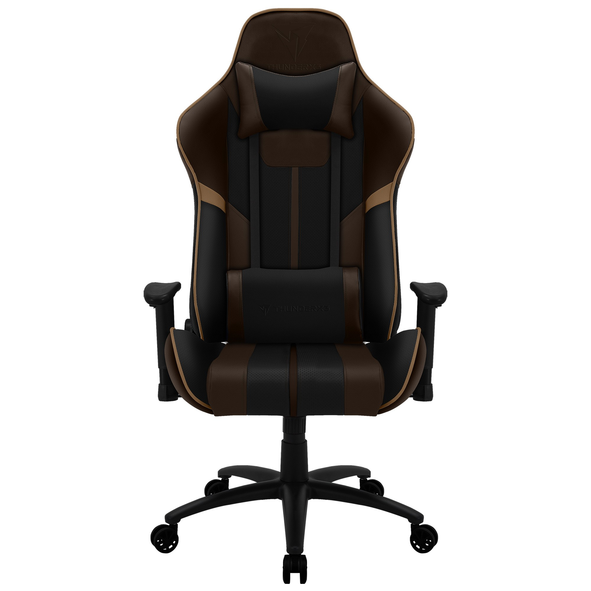 ThunderX3 BC3 Boss Gaming Chair, Black / Coffee
