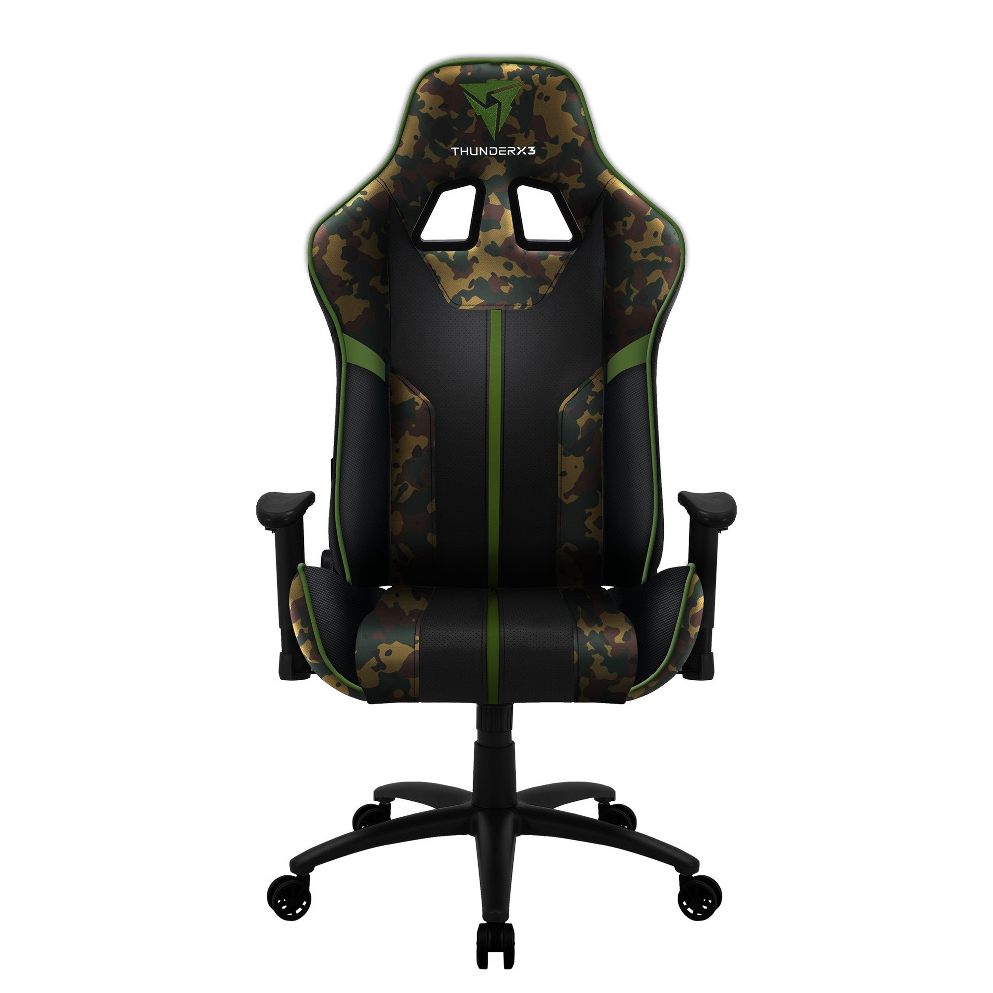 ThunderX3 BC3 Camo Gaming Chair, Ranger Green
