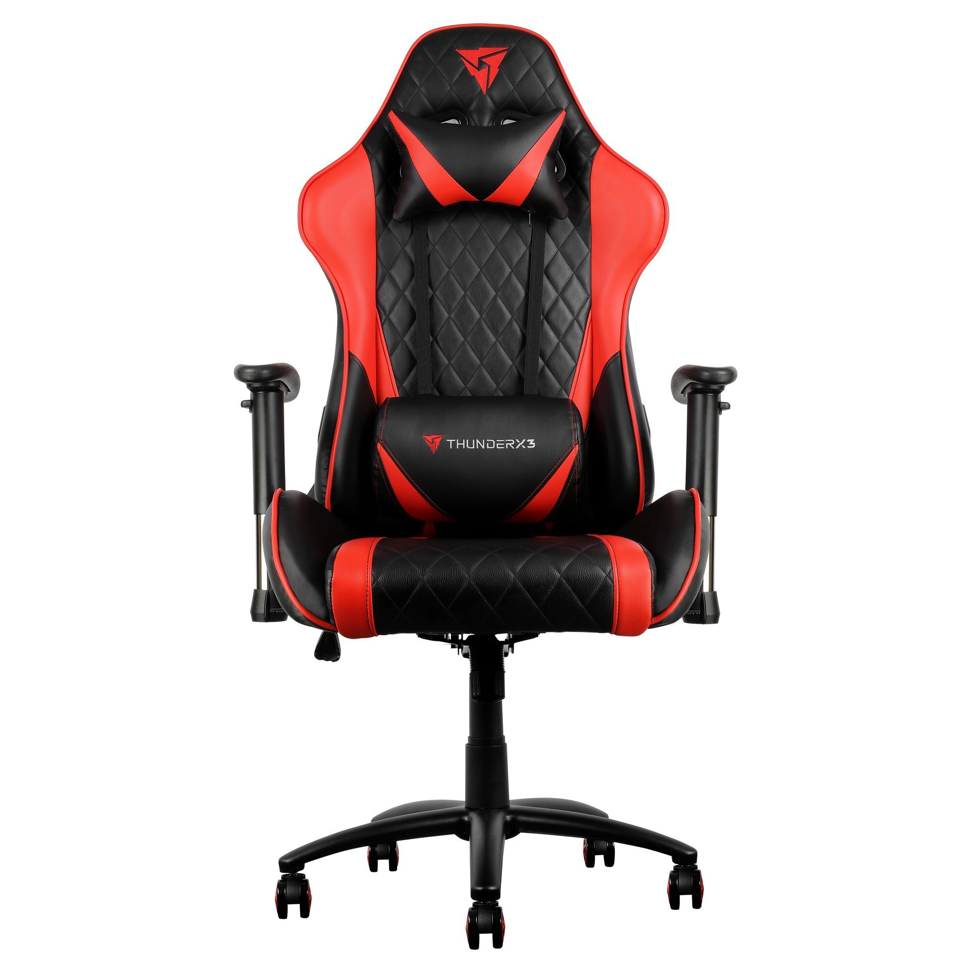 ThunderX3 TGC15 Gaming Chair, Black / Red