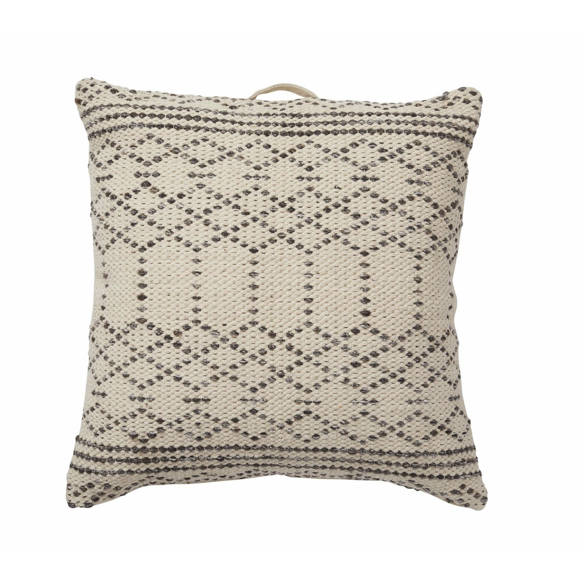 Suki Wool & Cotton Floor Cushion