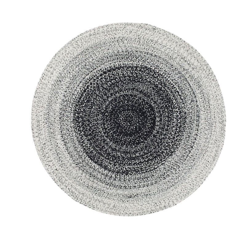 Knox Round Cotton Rug, 150cm