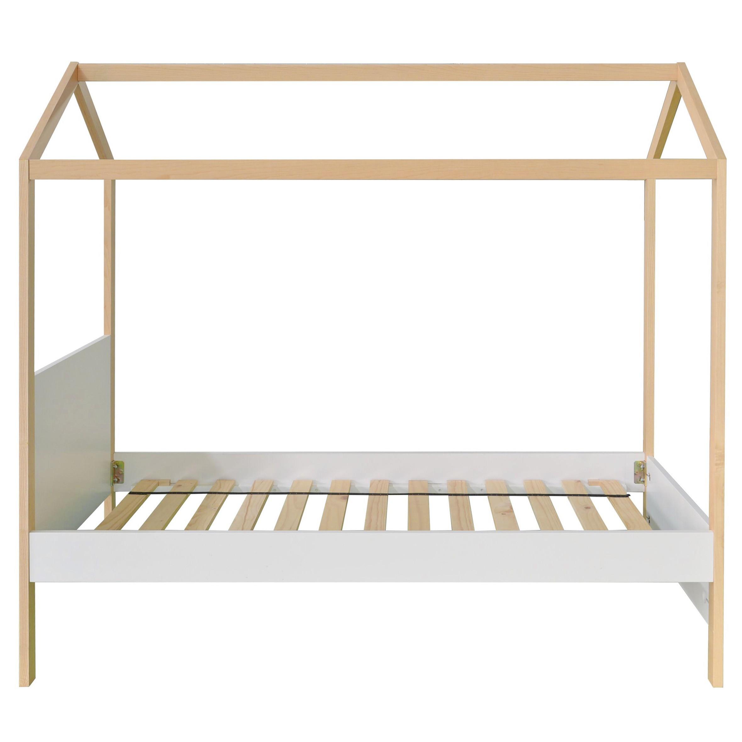 Honiton Canopy Bed, Single