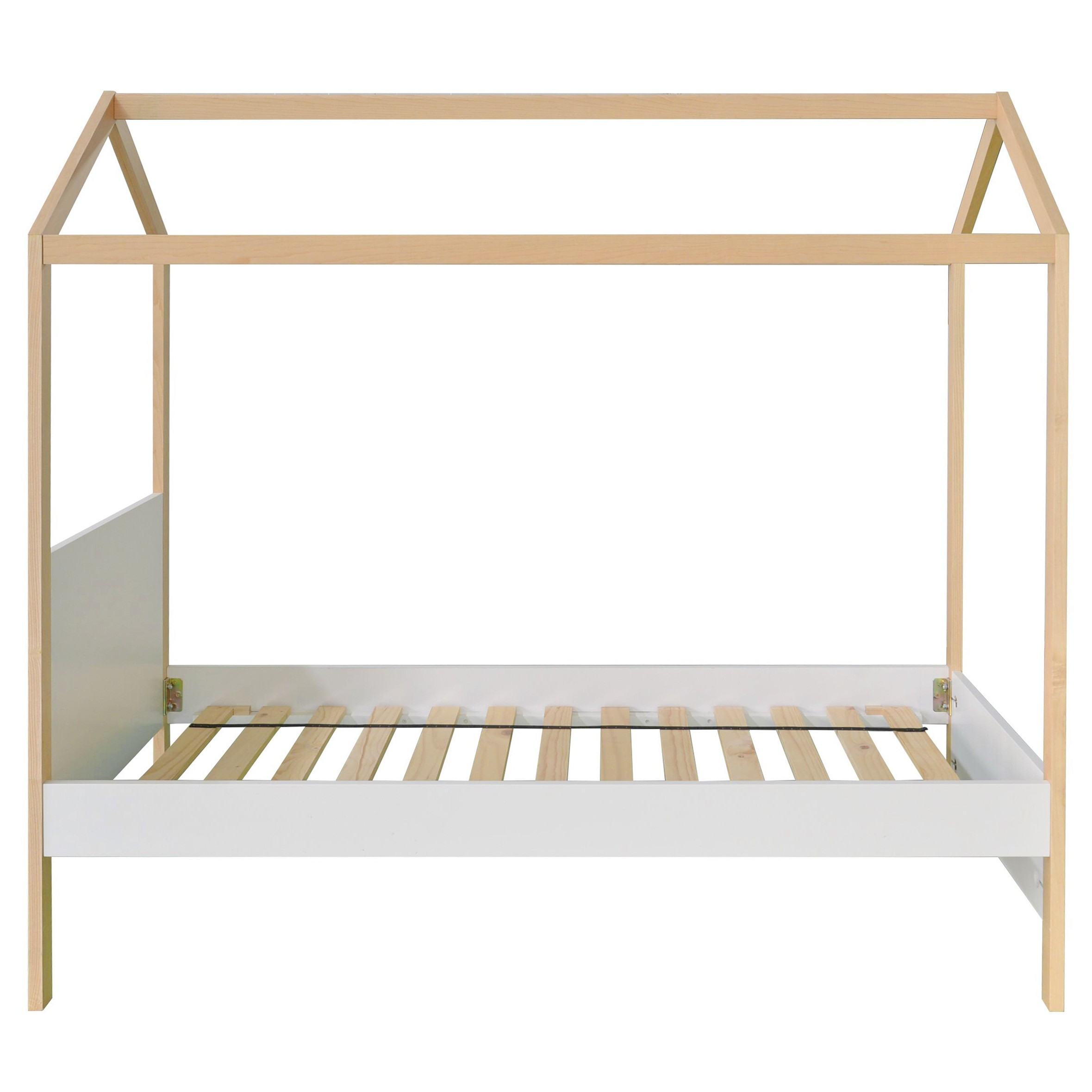 Honiton Canopy Bed, King Single