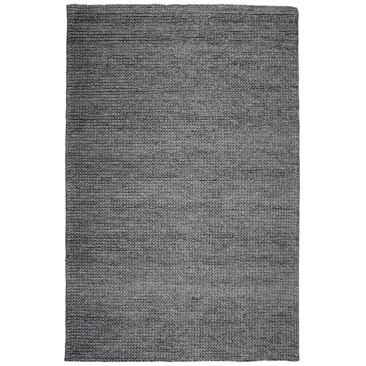 Vail Handwoven Plush Wool Rug, 230x160cm, Highway