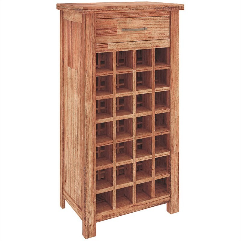 Cooper Mountain Ash Timber Wine Rack