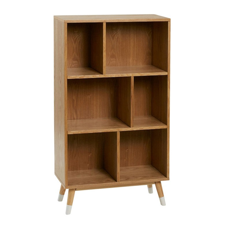 Kit Wooden Bookshelf