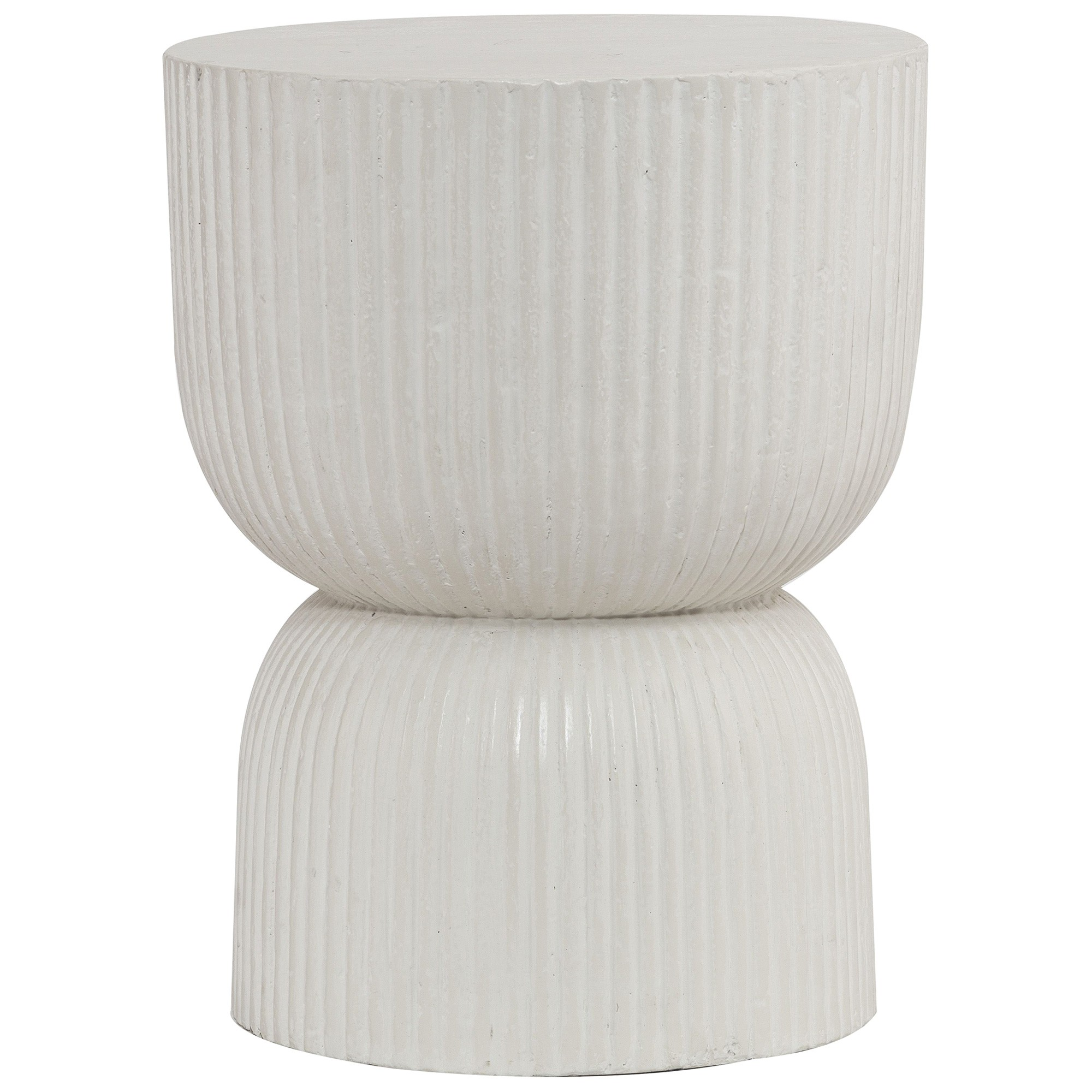 Etta Ceramic Side Table / Stool