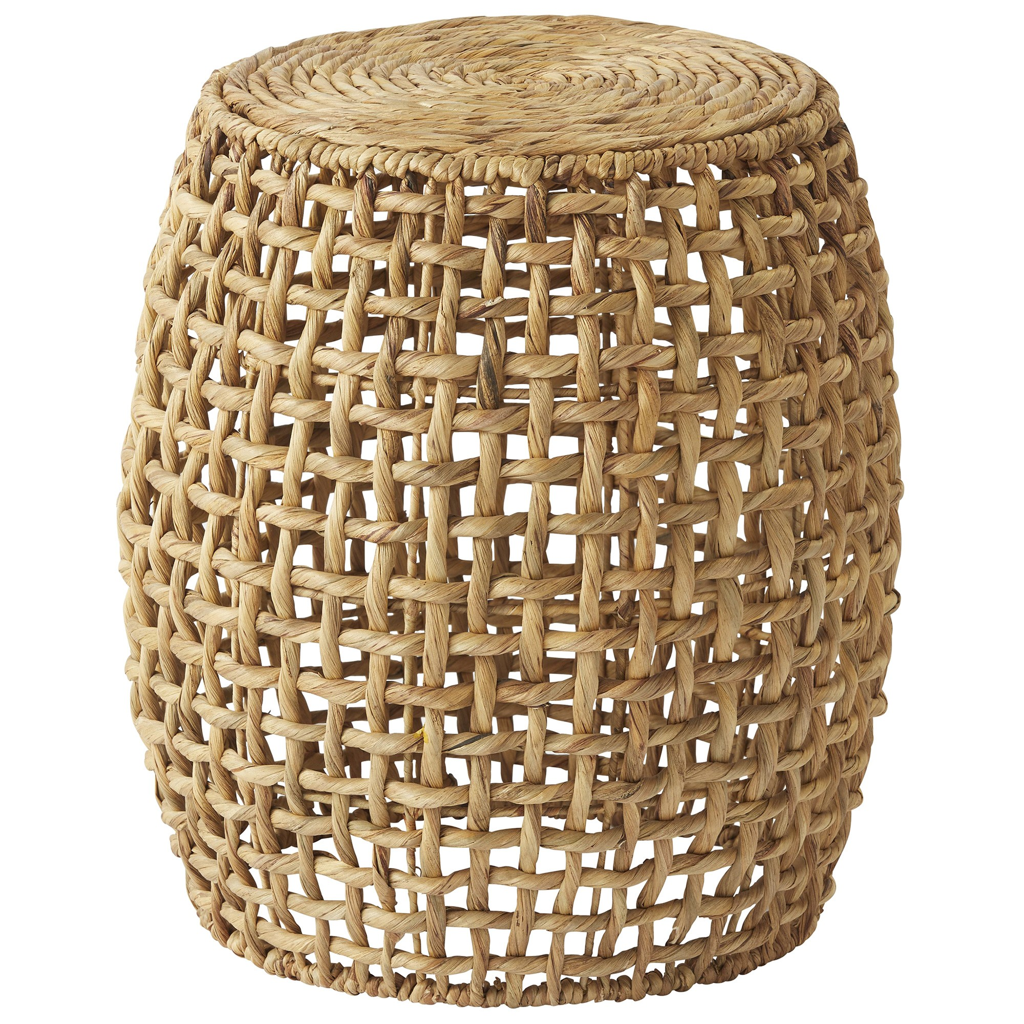 Anguila Rattan Side Table