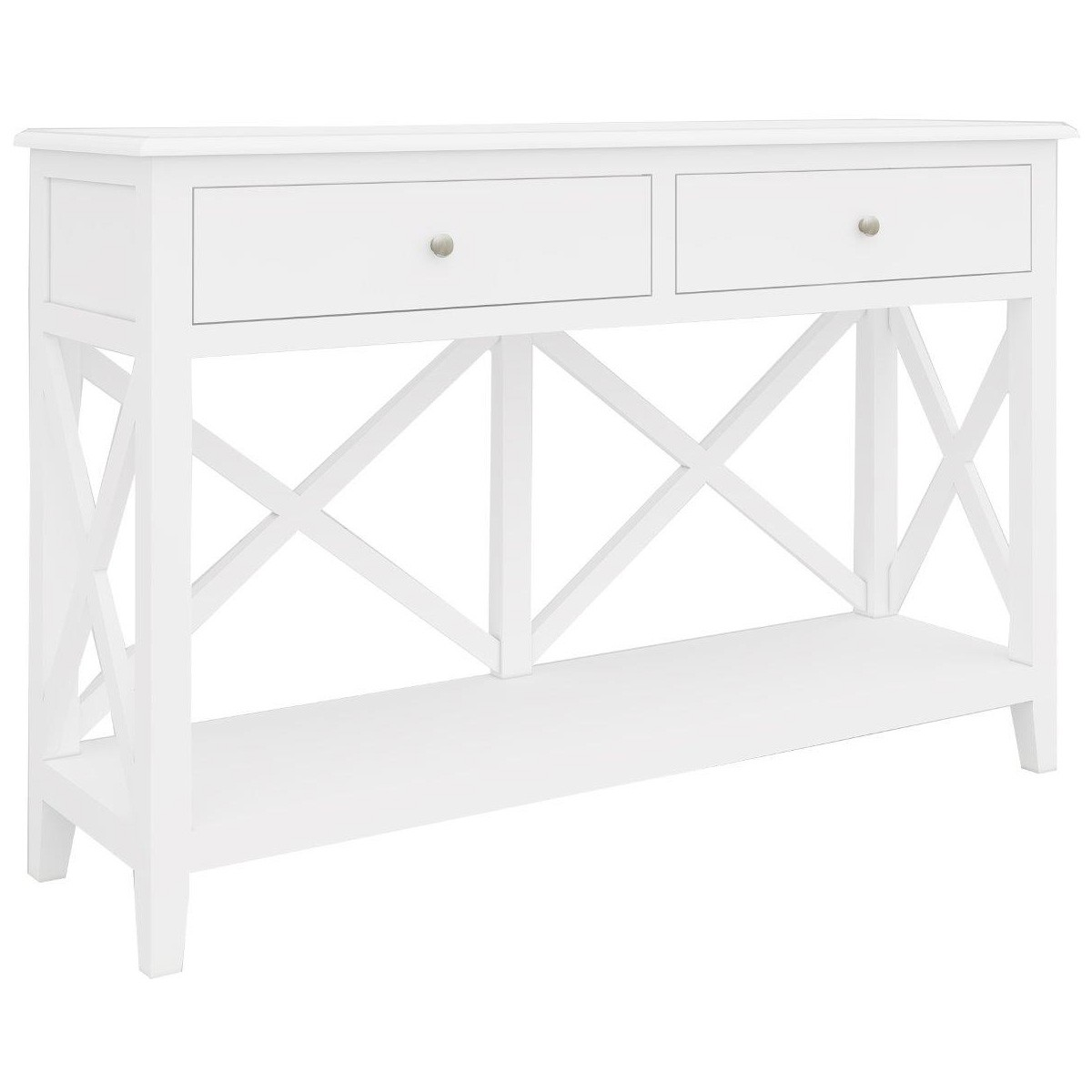 Hastings Wooden Console Table, 120cm